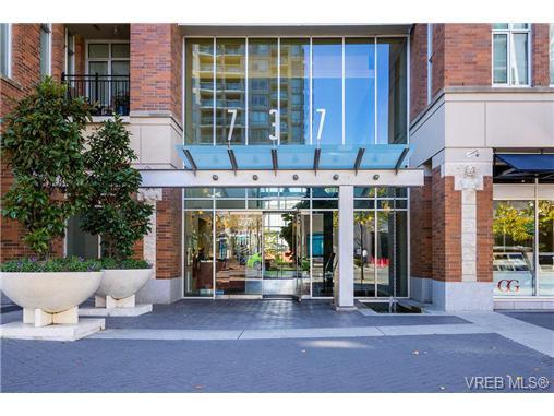 Main Photo: N307 737 Humboldt St in VICTORIA: Vi Downtown Condo for sale (Victoria)  : MLS®# 732347