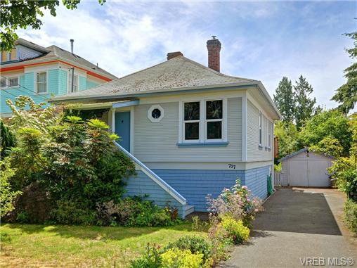 Main Photo: 737 Wilson St in VICTORIA: VW Victoria West Single Family Detached for sale (Victoria West)  : MLS®# 734084