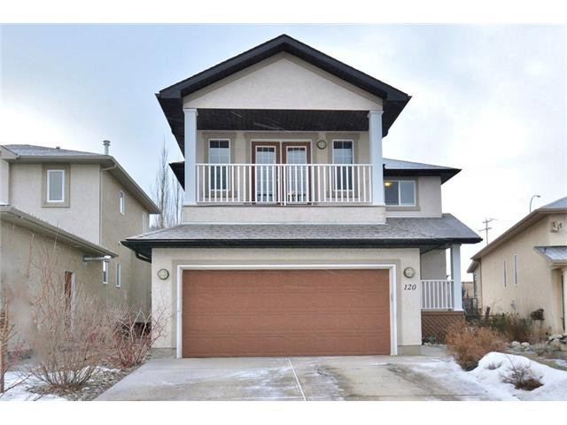 Main Photo: 120 SUNTERRA Heights: Cochrane House for sale : MLS®# C4103132