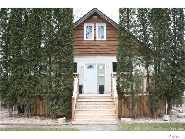 Main Photo: 691 Elmhurst Road in Winnipeg: Residential for sale (1G)  : MLS®# 1704778
