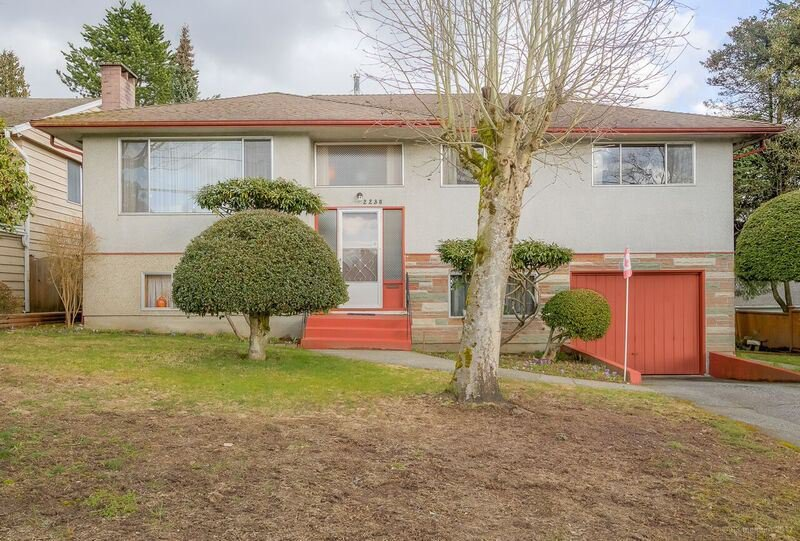 Main Photo: 2230 KENSINGTON Avenue in Burnaby: Parkcrest House for sale (Burnaby North)  : MLS®# R2146821