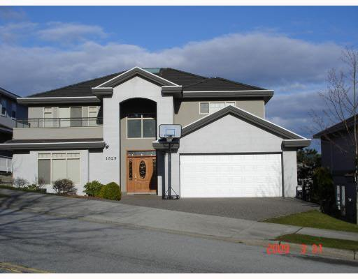 Main Photo: 1529 PINETREE WAY in : Westwood Plateau House for sale : MLS®# V759341