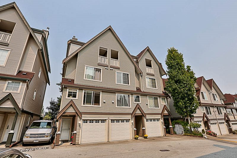 "Main Photo: 46 15355 26 Avenue in Surrey: King George Corridor Townhouse for sale in ""South Wind"" (South Surrey White Rock)  : MLS®# R2197366"