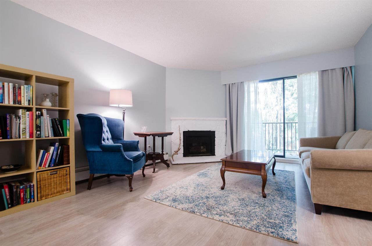 """Photo 2: Photos: 211 9101 HORNE Street in Burnaby: Government Road Condo for sale in """"Woodstone Place"""" (Burnaby North)  : MLS®# R2203020"""