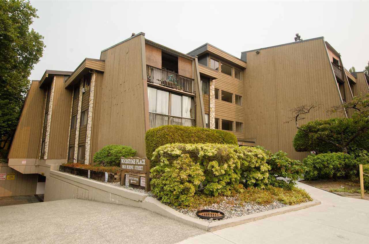 "Main Photo: 211 9101 HORNE Street in Burnaby: Government Road Condo for sale in ""Woodstone Place"" (Burnaby North)  : MLS®# R2203020"