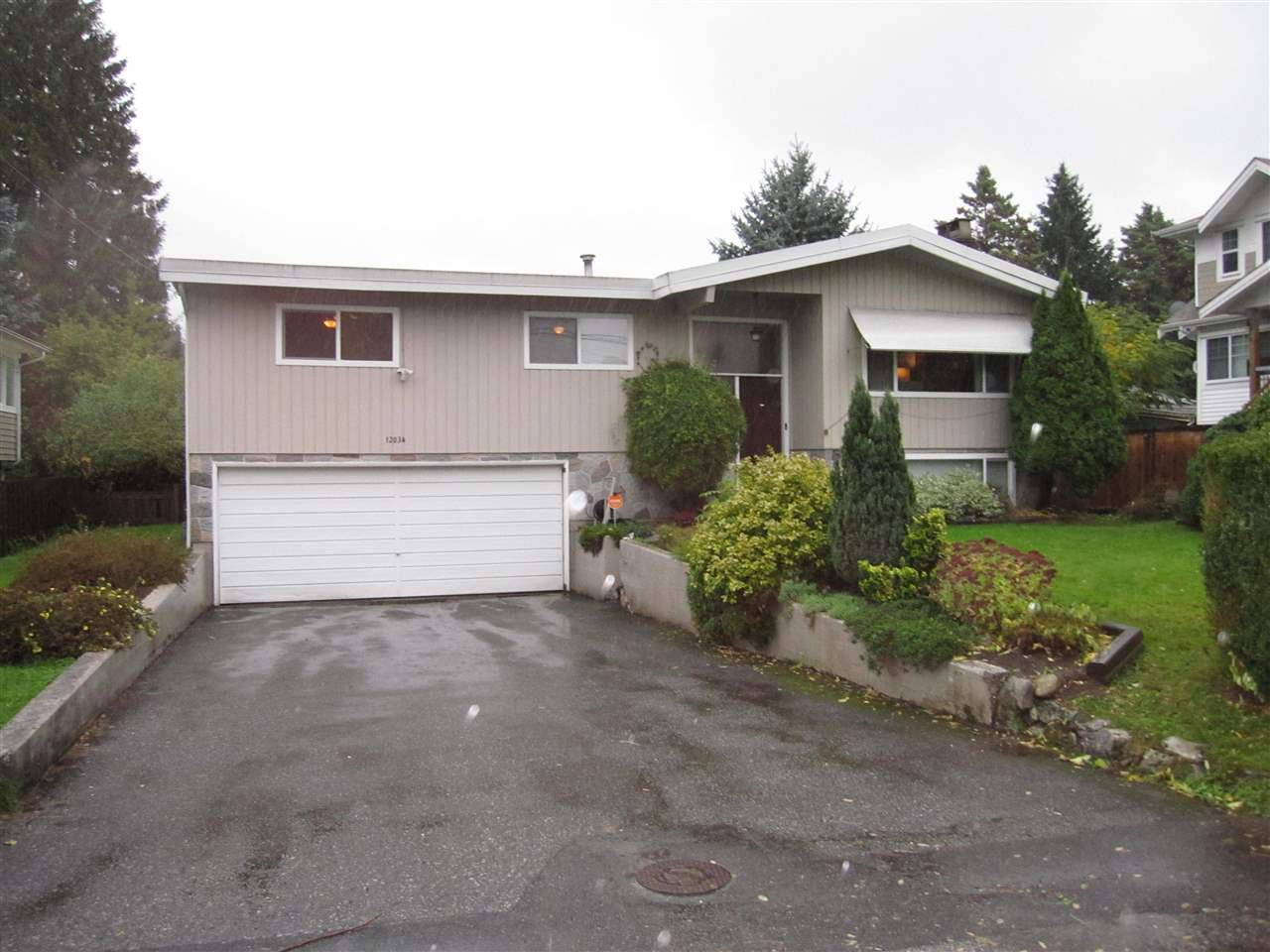 Main Photo: 12034 YORK Street in Maple Ridge: West Central House for sale : MLS®# R2215853