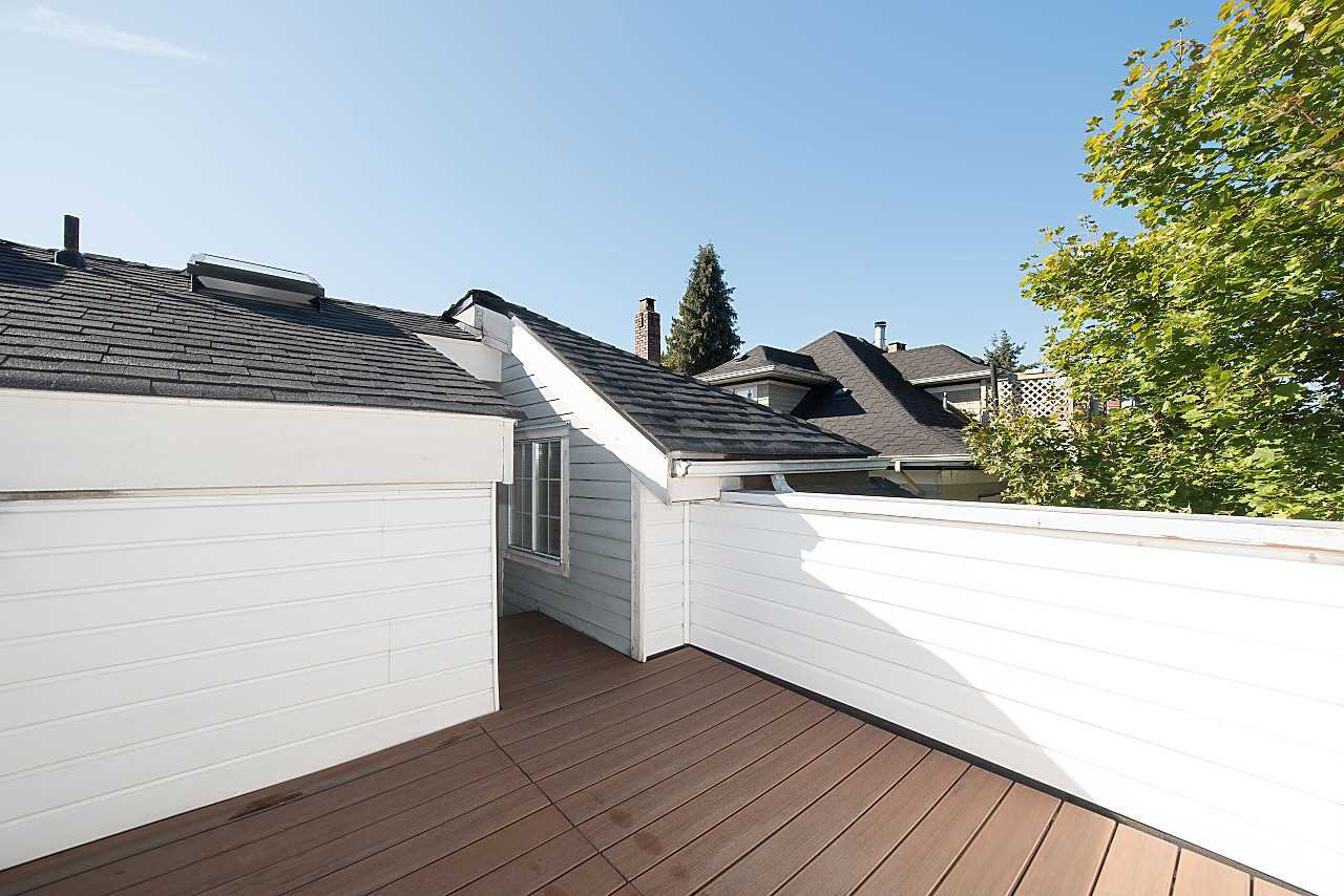 Photo 17: Photos: 1849 W 12TH Avenue in Vancouver: Kitsilano Townhouse for sale (Vancouver West)  : MLS®# R2236443