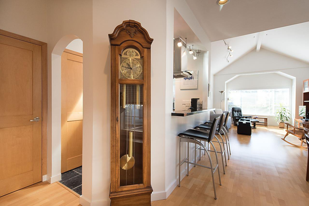 Photo 9: Photos: 1849 W 12TH Avenue in Vancouver: Kitsilano Townhouse for sale (Vancouver West)  : MLS®# R2236443