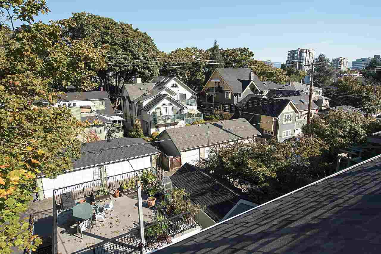 Photo 18: Photos: 1849 W 12TH Avenue in Vancouver: Kitsilano Townhouse for sale (Vancouver West)  : MLS®# R2236443