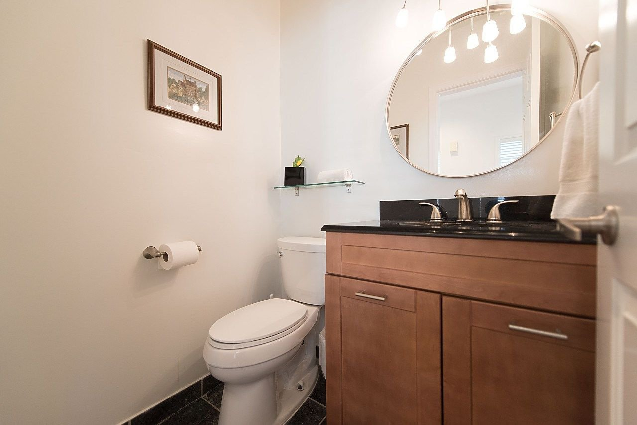 Photo 12: Photos: 1849 W 12TH Avenue in Vancouver: Kitsilano Townhouse for sale (Vancouver West)  : MLS®# R2236443