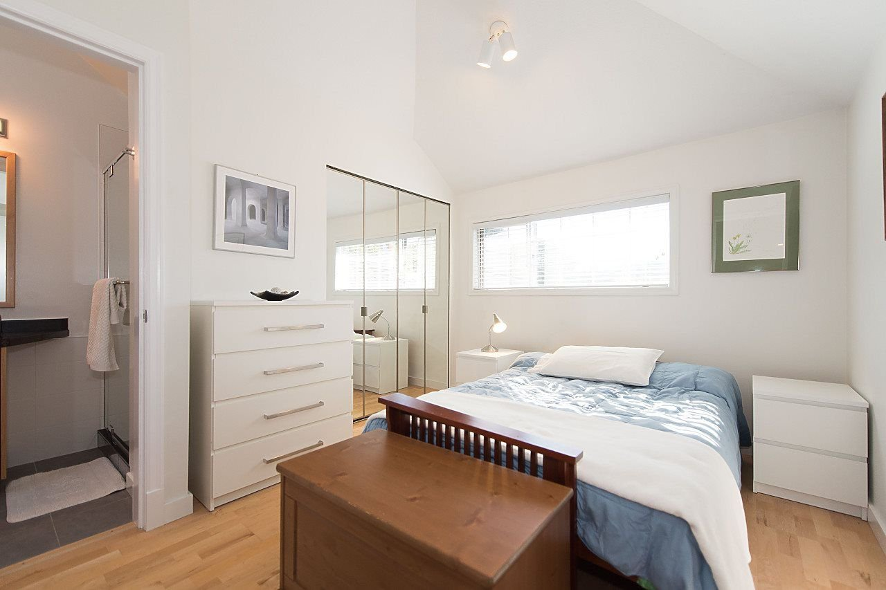Photo 16: Photos: 1849 W 12TH Avenue in Vancouver: Kitsilano Townhouse for sale (Vancouver West)  : MLS®# R2236443