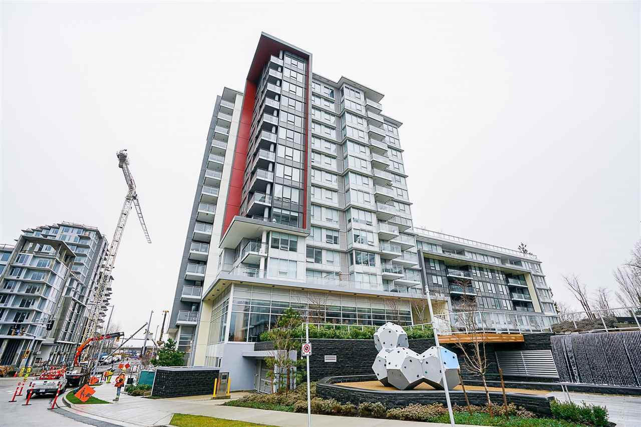 Main Photo: 1807 8833 HAZELBRIDGE Way in Richmond: West Cambie Condo for sale : MLS®# R2236837