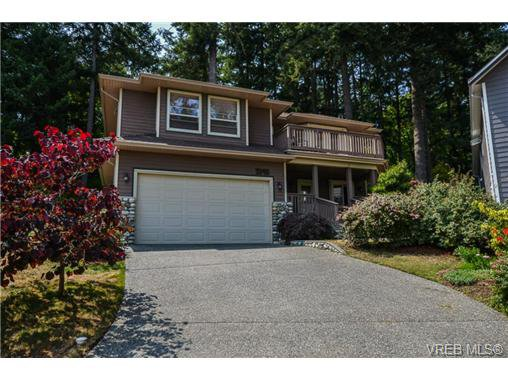 Main Photo: 7340 Ridgedown Court in SAANICHTON: CS Saanichton Residential for sale (Central Saanich)  : MLS®# 353990