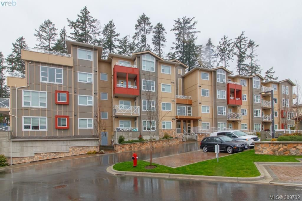Main Photo: 304 1900 Watkiss Way in VICTORIA: VR Hospital Condo for sale (View Royal)  : MLS®# 783205