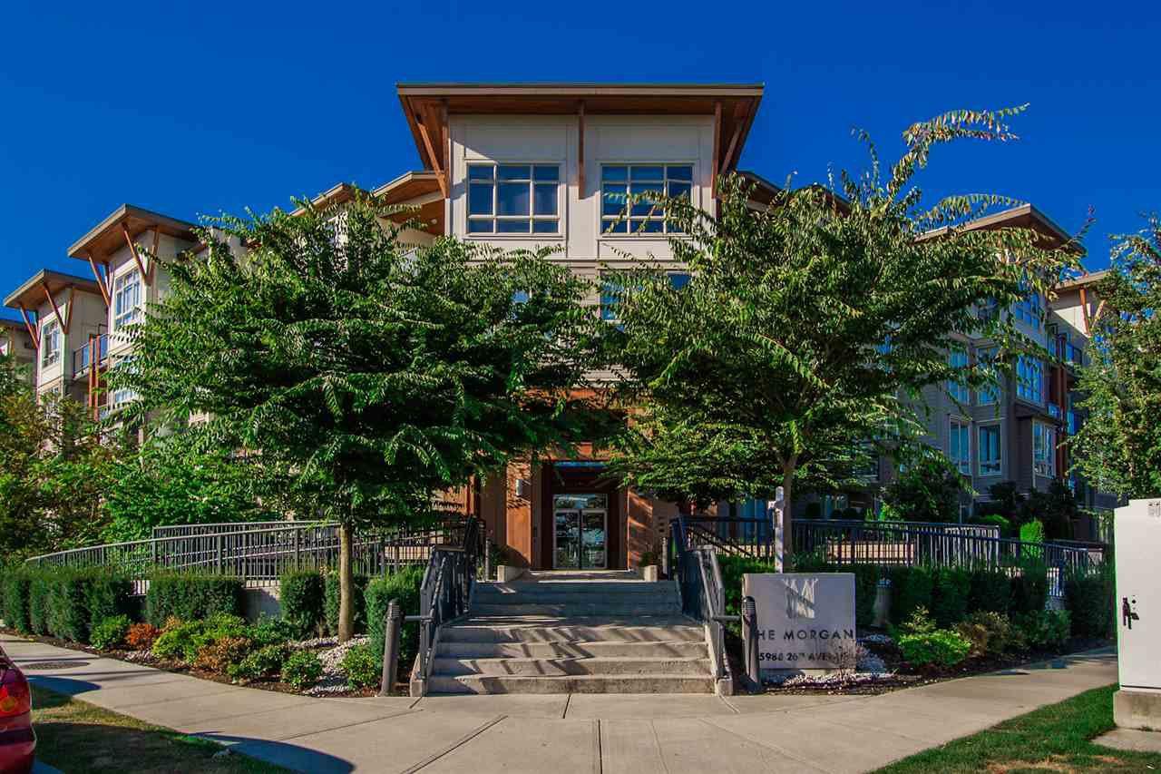 """Main Photo: 307 15988 26 Avenue in Surrey: Grandview Surrey Condo for sale in """"The Morgan"""" (South Surrey White Rock)  : MLS®# R2297569"""