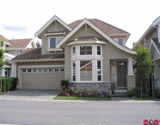 "Main Photo: 41 15288 36TH AV in Surrey: Morgan Creek House for sale in ""Cambria"" (South Surrey White Rock)  : MLS®# F2519863"