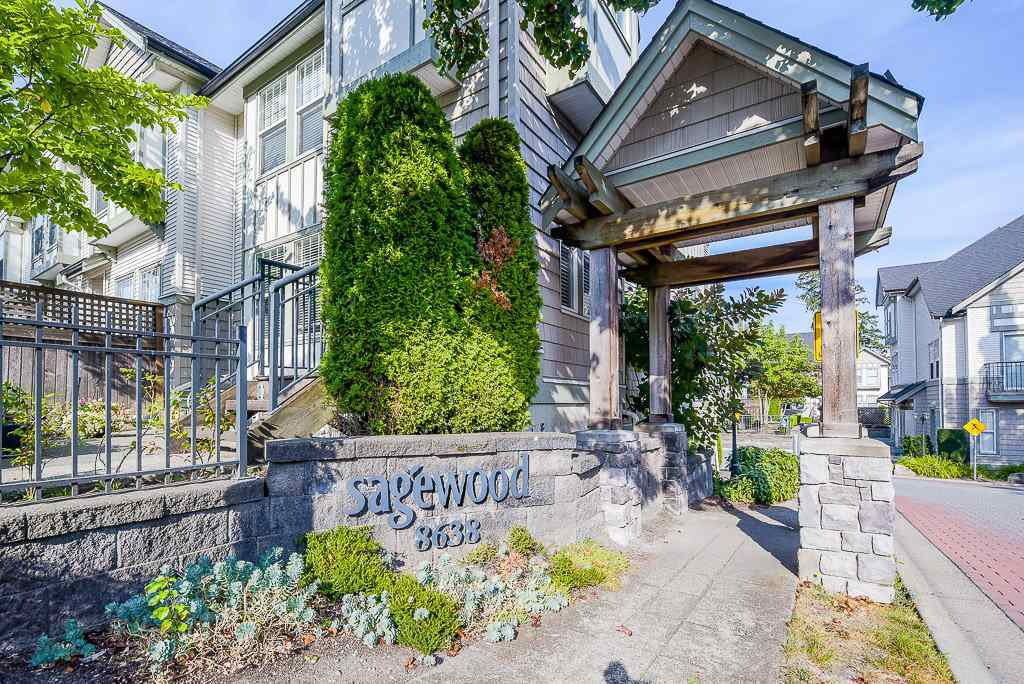 Main Photo: 22 8638 159 Street in Surrey: Fleetwood Tynehead Townhouse for sale : MLS®# R2309817