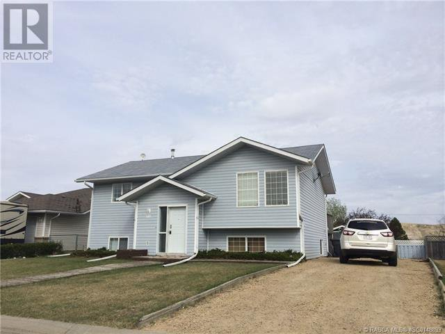 Main Photo: 107 Aerial Crescent in Drumheller: House for sale : MLS®# SC0148893