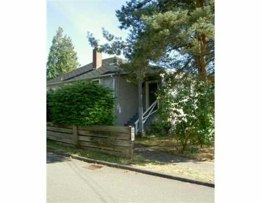 Main Photo: 7450 FREDERICK AV in Burnaby: Metrotown House for sale (Burnaby South)  : MLS®# V555572