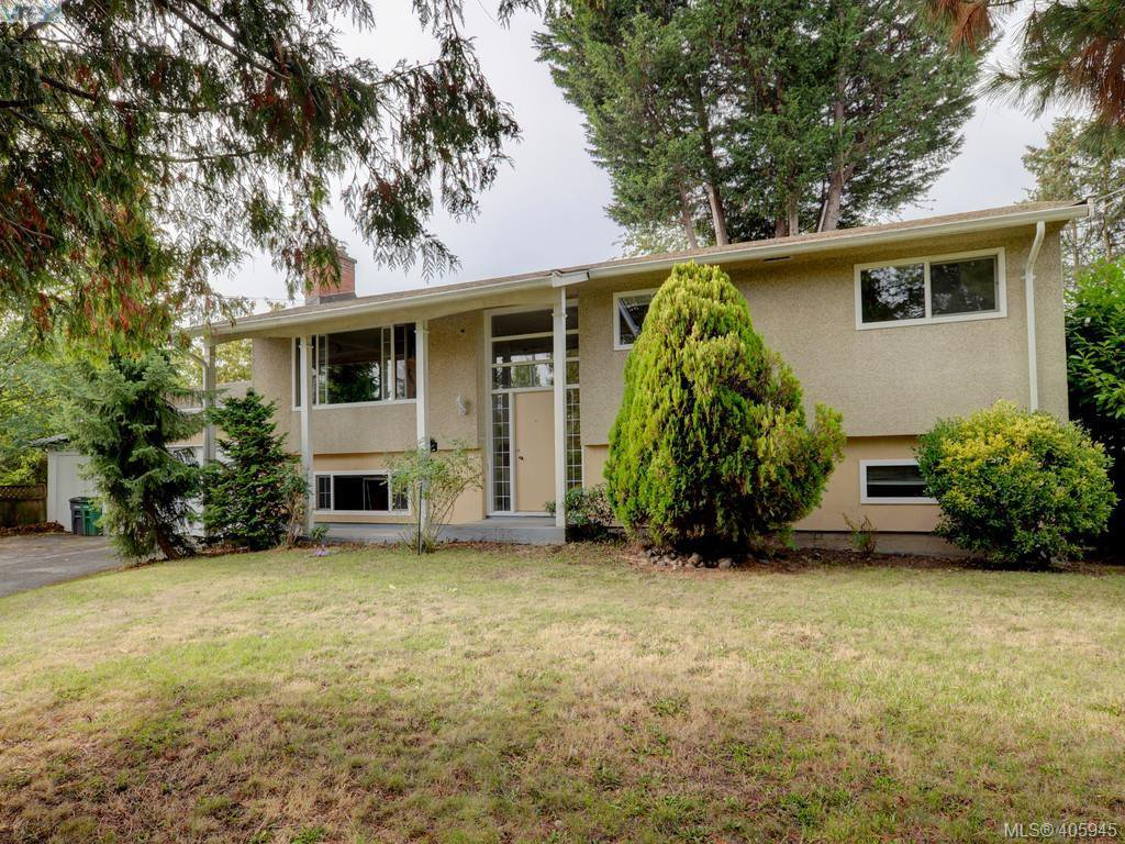 Main Photo: 4034 Hodgson Place in VICTORIA: SE Lake Hill Single Family Detached for sale (Saanich East)  : MLS®# 405945