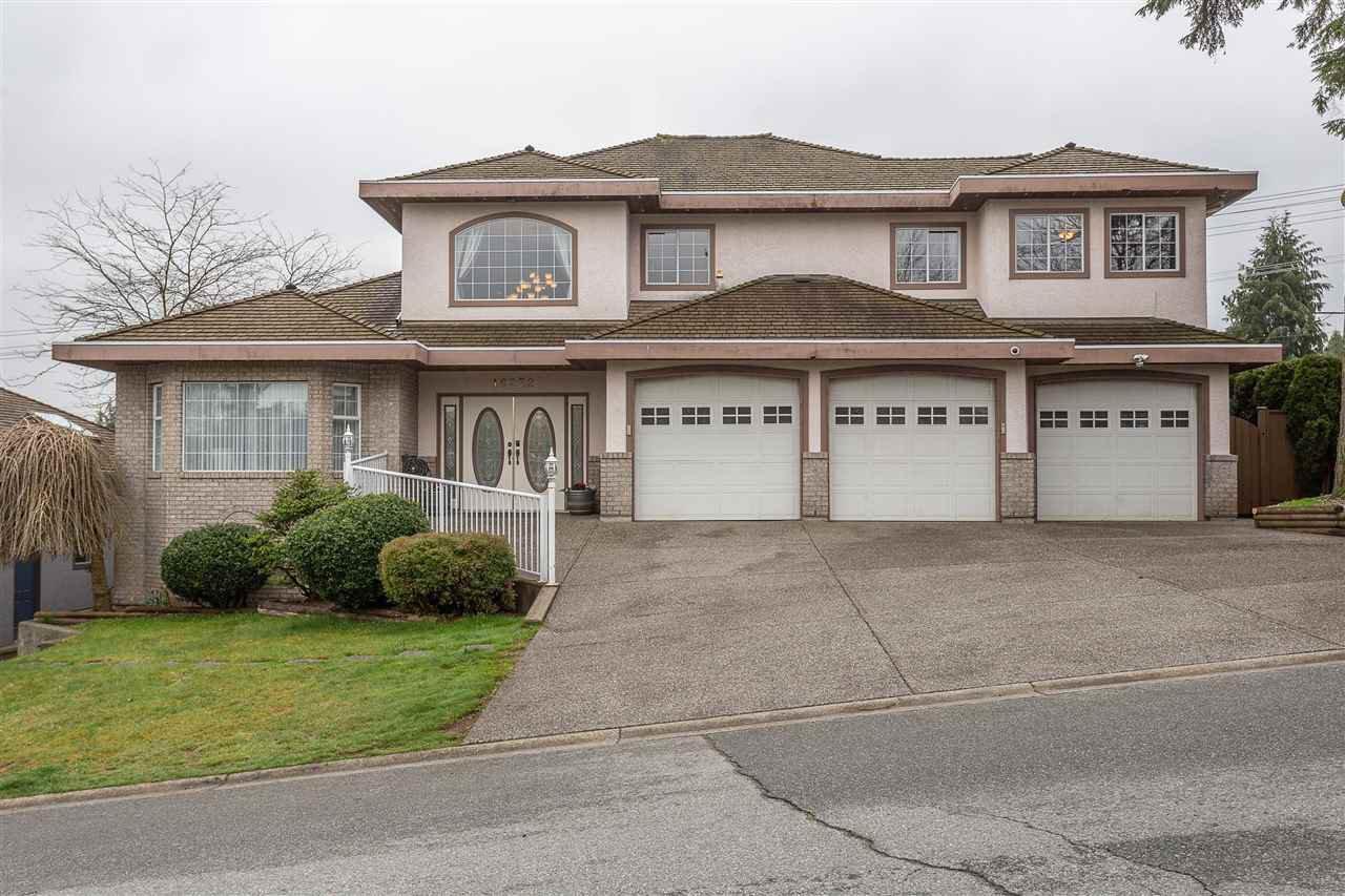 "Main Photo: 16272 95A Avenue in Surrey: Fleetwood Tynehead House for sale in ""High Ridge Estates"" : MLS®# R2357965"