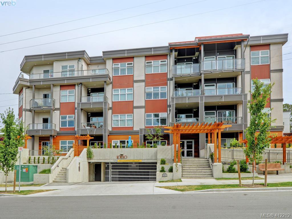 Main Photo: 211 1000 Inverness Rd in VICTORIA: SE Quadra Condo Apartment for sale (Saanich East)  : MLS®# 817337