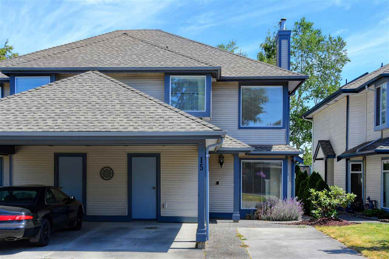 "Photo 2: Photos: 15 4756 62 Street in Delta: Holly Townhouse for sale in ""ASHLEY GREEN"" (Ladner)  : MLS®# R2383202"