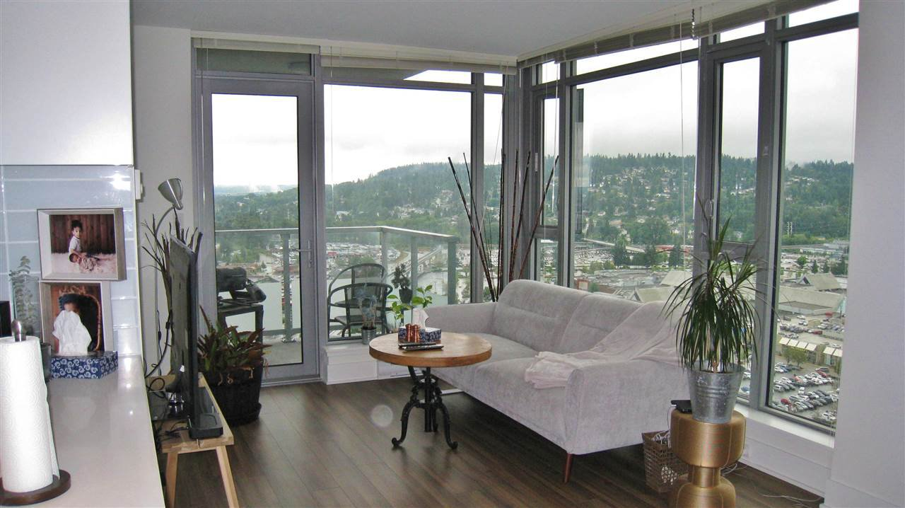 """Main Photo: 2702 1188 PINETREE Way in Coquitlam: North Coquitlam Condo for sale in """"M3 by Cressey"""" : MLS®# R2384325"""