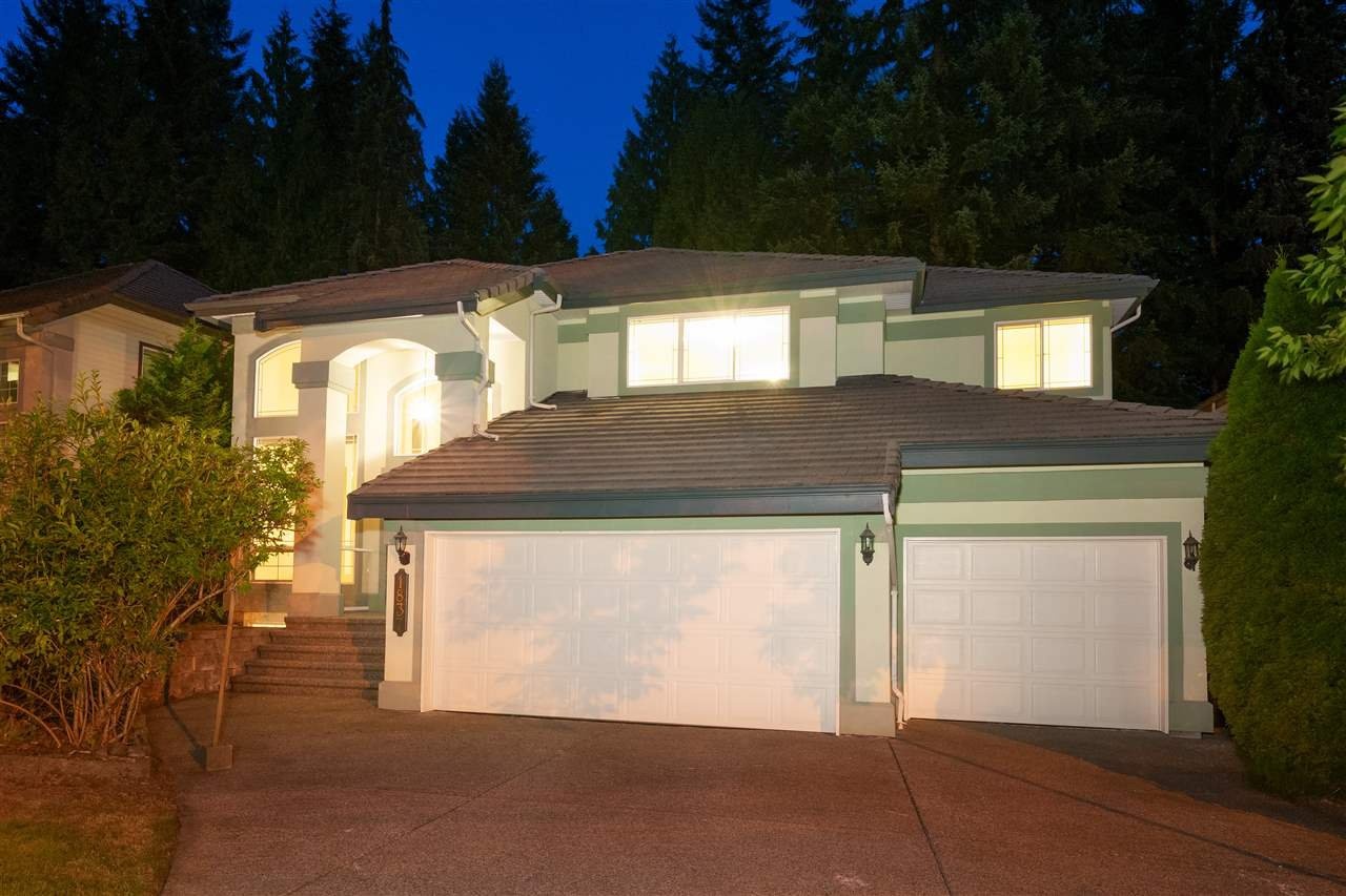 Main Photo: 1837 CAMELBACK Court in Coquitlam: Westwood Plateau House for sale : MLS®# R2399755