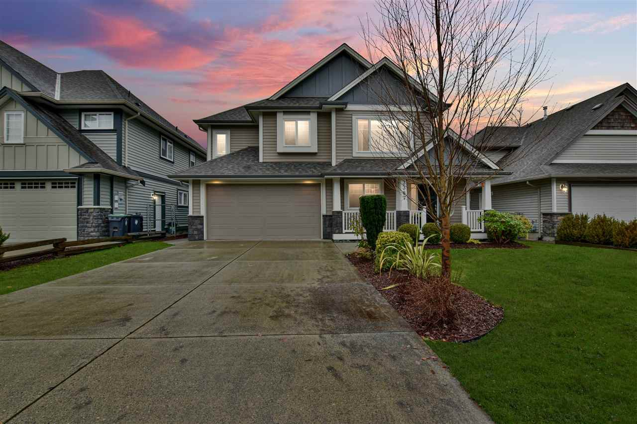 Main Photo: 3387 272B Street in Langley: Aldergrove Langley House for sale : MLS®# R2420406