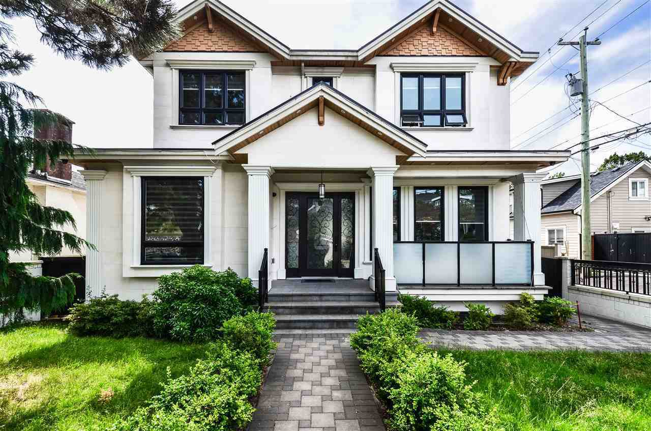 Main Photo: 5315 FLEMING Street in Vancouver: Knight House for sale (Vancouver East)  : MLS®# R2453291