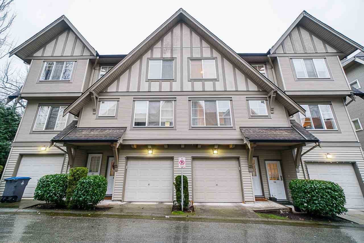 "Main Photo: 65 15175 62A Avenue in Surrey: Sullivan Station Townhouse for sale in ""Brooksland"" : MLS®# R2526779"