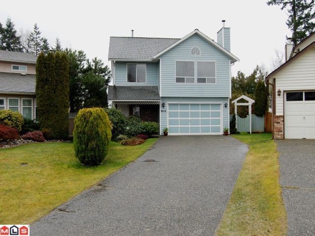 "Main Photo: 9018 155A Street in Surrey: Fleetwood Tynehead House for sale in ""Berkshire Park"" : MLS®# F1106800"