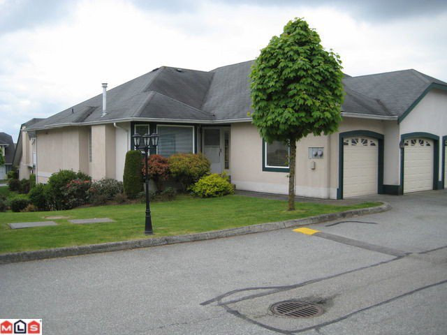 "Main Photo: 145 3160 TOWNLINE Road in Abbotsford: Abbotsford West Townhouse for sale in ""SOUTHPOINT RIDGE"""
