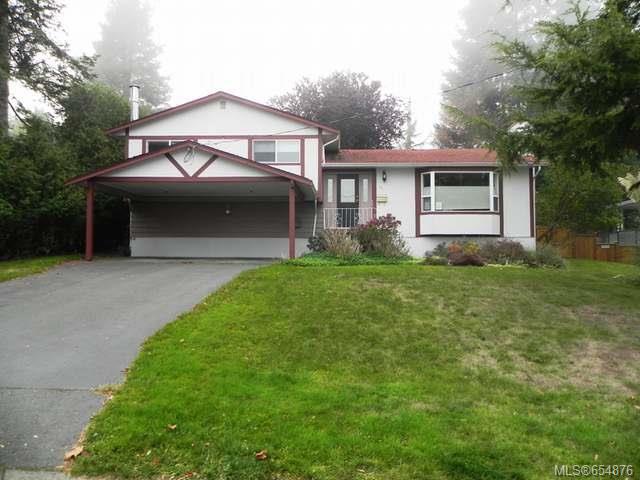 Main Photo: 541 Nootka St in COMOX: CV Comox (Town of) House for sale (Comox Valley)  : MLS®# 654876
