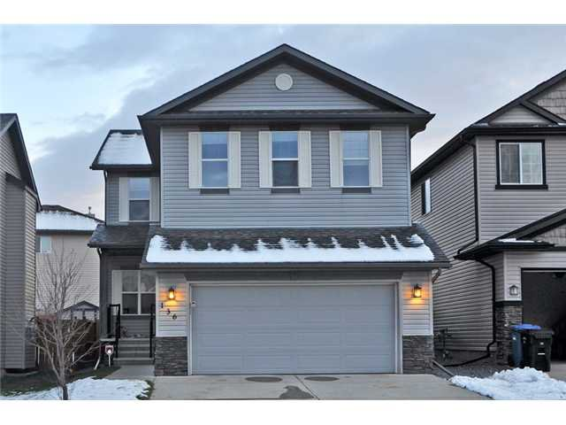 Main Photo: 136 EVERGLEN Grove SW in Calgary: Evergreen Residential Detached Single Family for sale : MLS®# C3642362