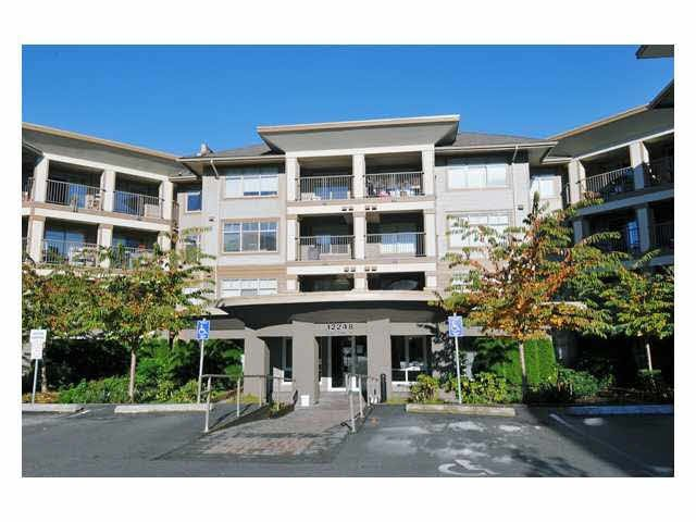 "Main Photo: 322 12248 224TH Street in Maple Ridge: East Central Condo for sale in ""URBANO"" : MLS®# V1103751"