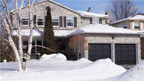 Main Photo: 15 Tamarisk Street Whitby Ontario L1R1N5