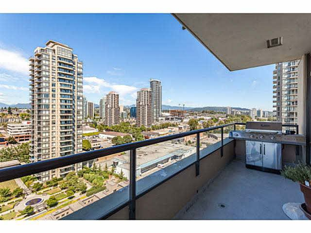 Photo 9: Photos: 1605 2345 MADISON Avenue in Burnaby: Brentwood Park Condo for sale (Burnaby North)  : MLS®# V1134948