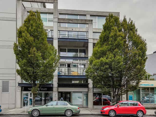 "Main Photo: D 489 W 6TH Avenue in Vancouver: False Creek Condo for sale in ""MIRO"" (Vancouver West)  : MLS®# V1140659"