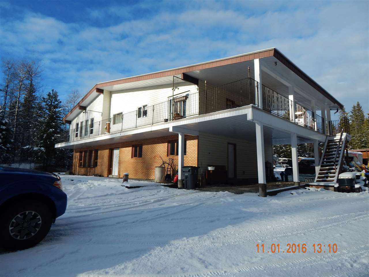 "Main Photo: 5768 E PURDUE Road in Prince George: Haldi House for sale in ""PARKRIDGE HEIGHTS/HALDI"" (PG City South (Zone 74))  : MLS®# R2020338"
