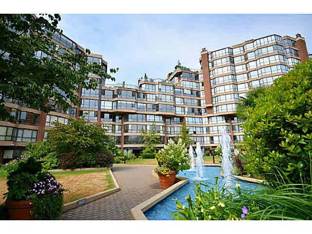 Main Photo: 101 1470 PENNYFARTHING DRIVE in : False Creek Condo for sale : MLS®# V1020760