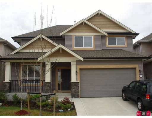 Main Photo: 7303 197TH Street in Langley: Willoughby Heights House for sale : MLS®# F2625714