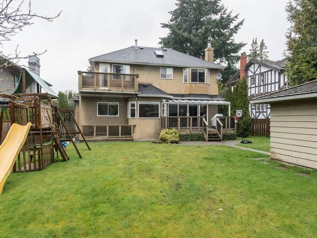 Photo 23: Photos: 6850 BEECHWOOD Street in Vancouver: S.W. Marine House for sale (Vancouver West)  : MLS®# R2152559