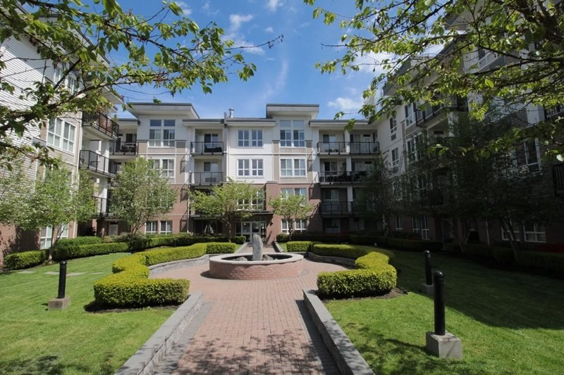 "Main Photo: 403 5430 201 Street in Langley: Langley City Condo for sale in ""Sonnet"" : MLS®# R2168694"