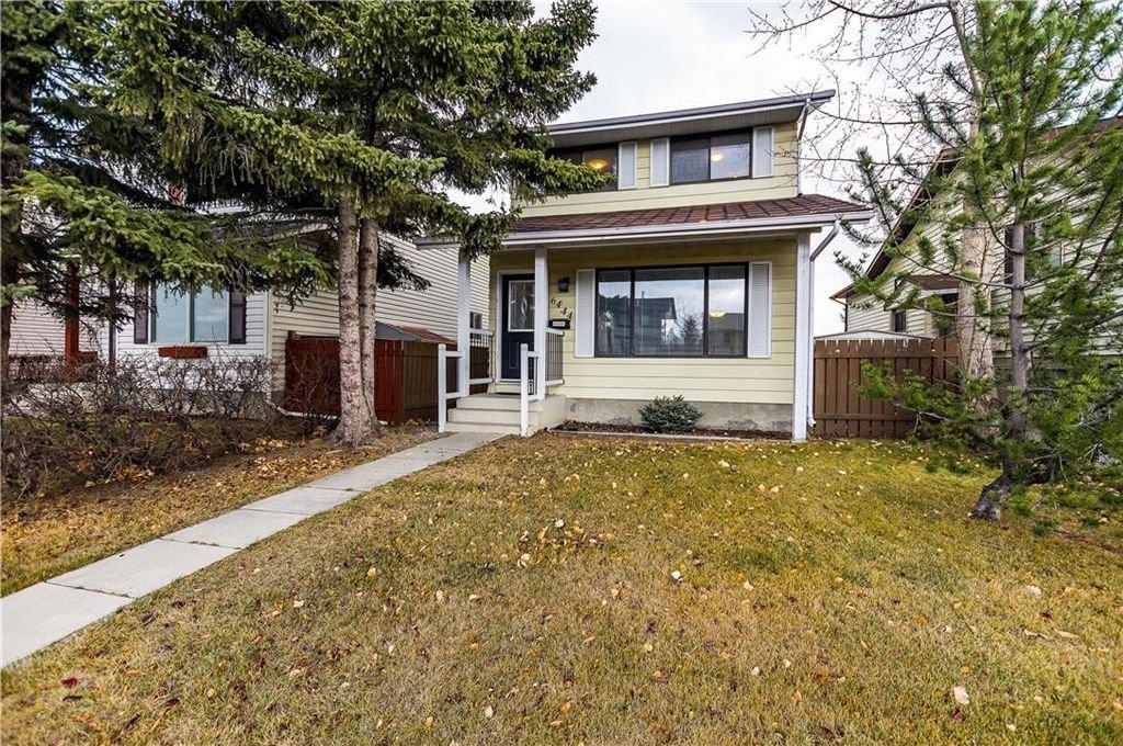 Main Photo: 6444 54 Street NE in Calgary: Castleridge House for sale : MLS®# C4144406