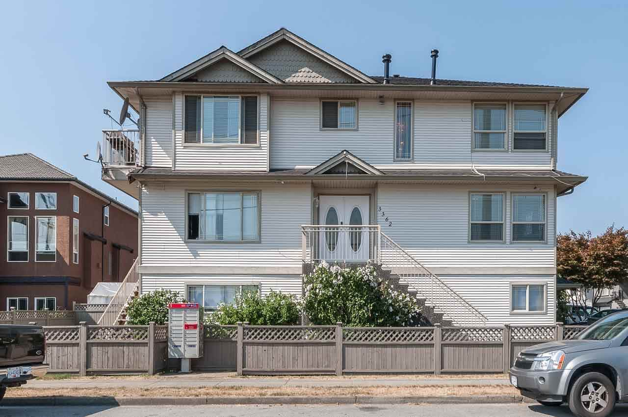Main Photo: 3362 RAE STREET in Port Coquitlam: Lincoln Park PQ House for sale : MLS®# R2230144
