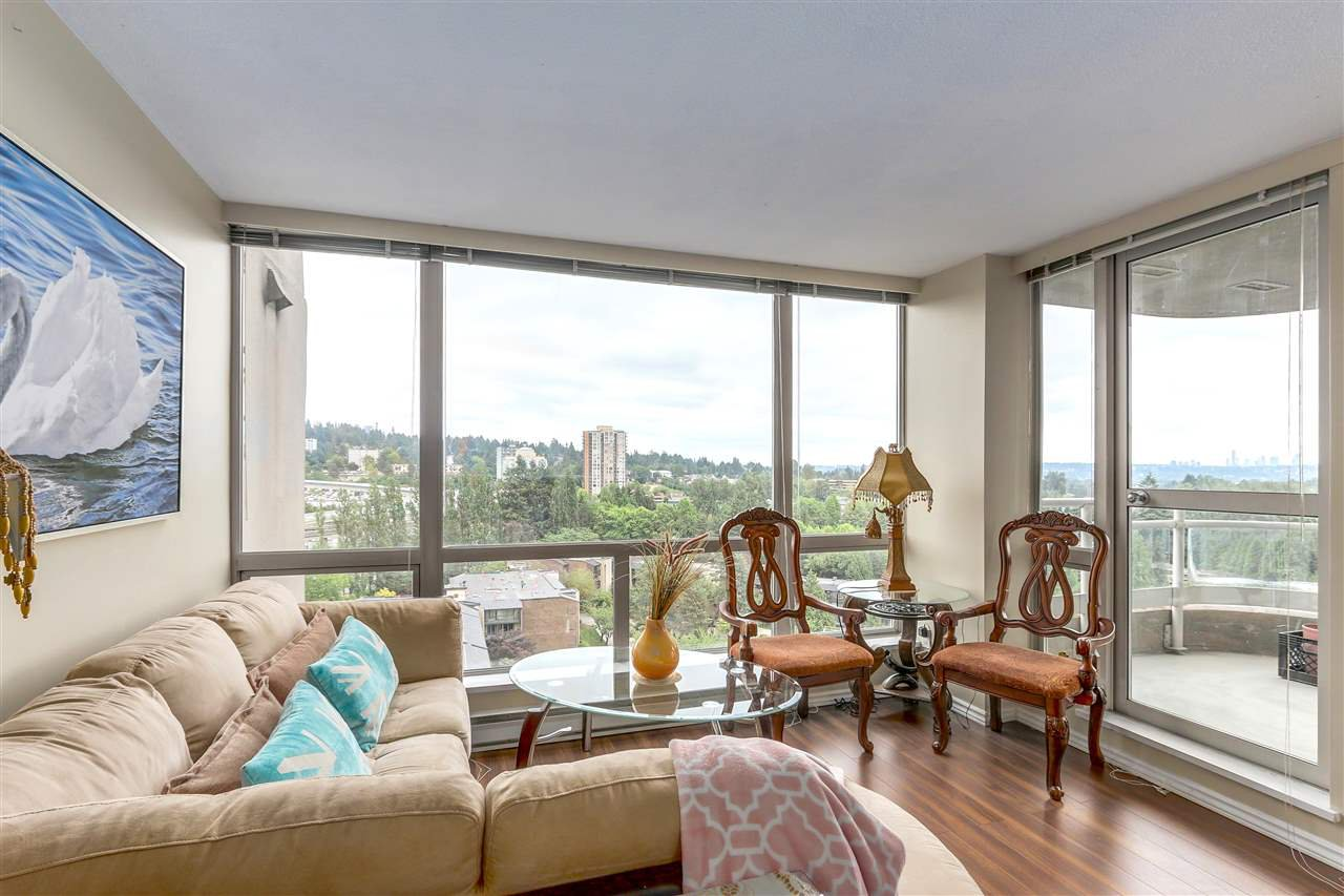 Photo 4: Photos: 1303 9623 MANCHESTER Drive in Burnaby: Cariboo Condo for sale (Burnaby North)  : MLS®# R2283068