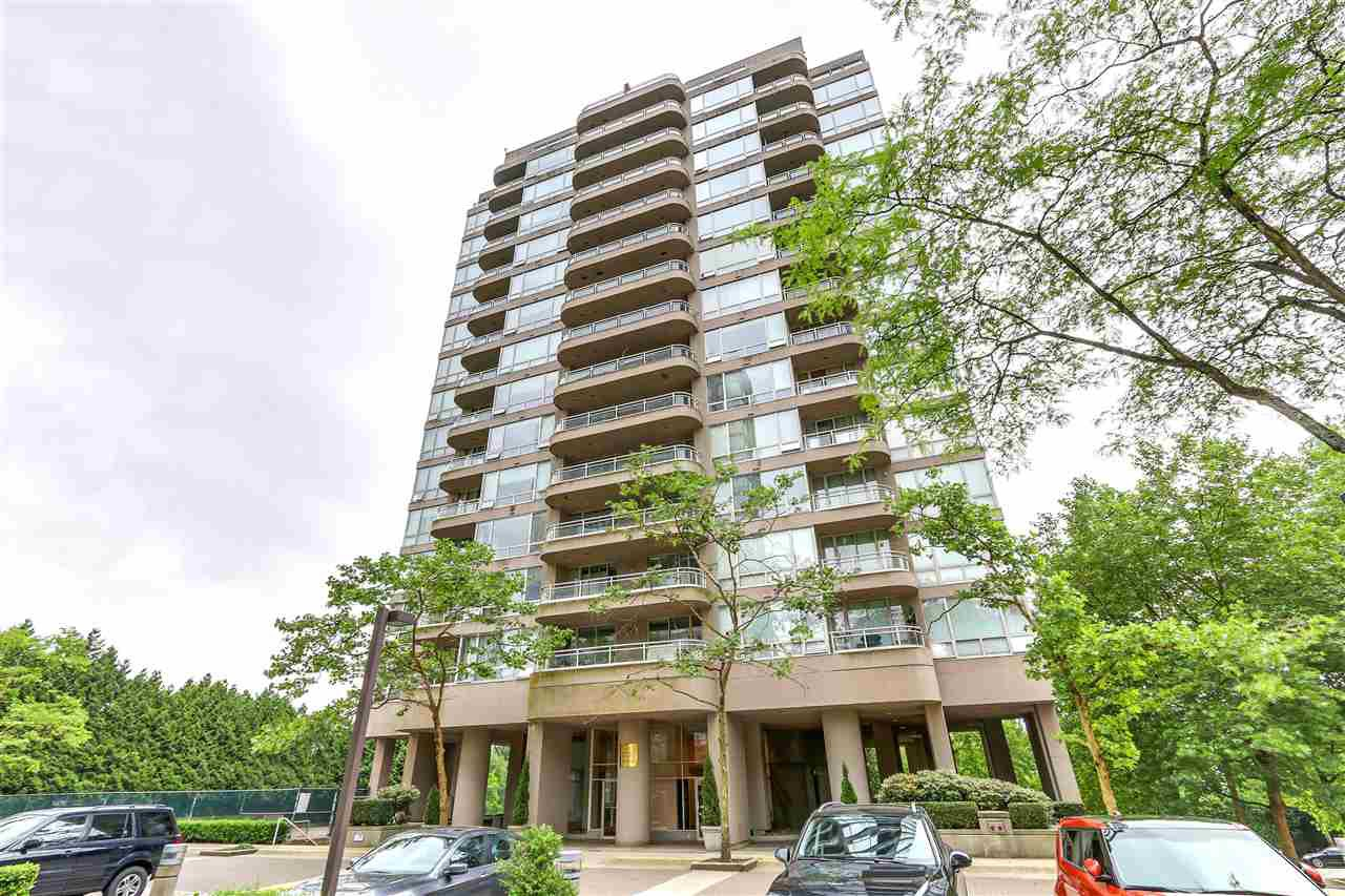 Photo 2: Photos: 1303 9623 MANCHESTER Drive in Burnaby: Cariboo Condo for sale (Burnaby North)  : MLS®# R2283068