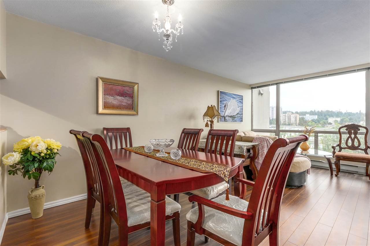 Photo 5: Photos: 1303 9623 MANCHESTER Drive in Burnaby: Cariboo Condo for sale (Burnaby North)  : MLS®# R2283068